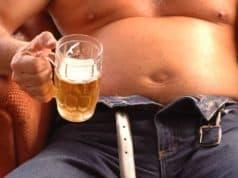 Männer mit Bauch sind für Frauen attraktiver