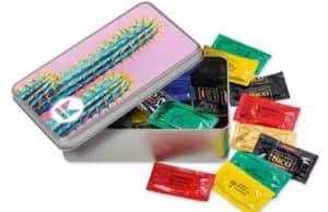 """Die """"Mein-Kondom-Box"""": Du bestimmst, was drin ist"""