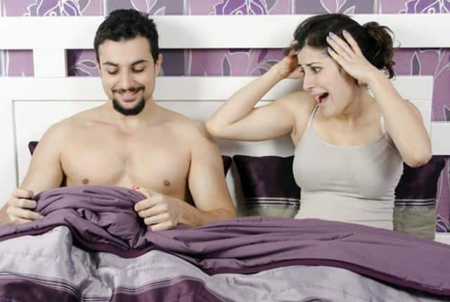 Lust with frustration: causes of a permanent erection