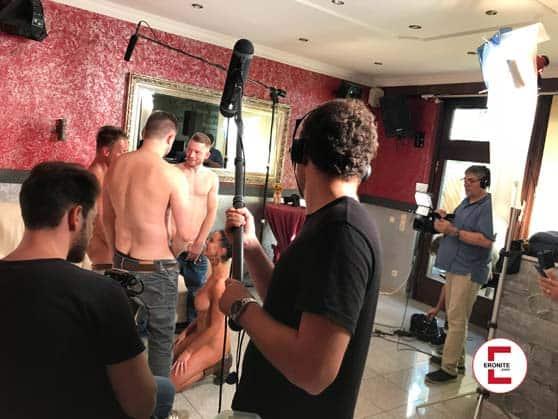 Pornocasting in Munich