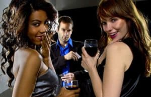 Is a date with an escort cheating?