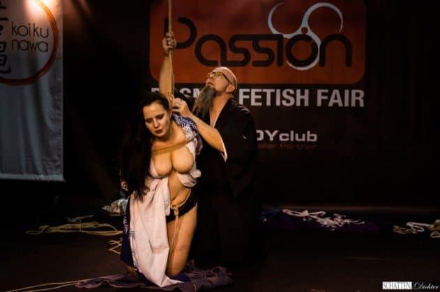 """Die Bondage- und Fetischmesse """"Passion 2019"""" in Hamburg"""