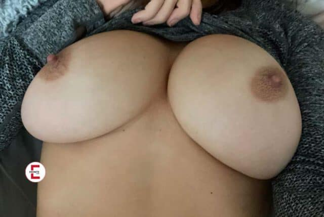 Which women have the biggest breasts?