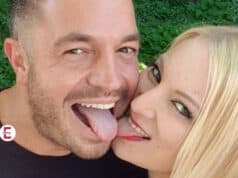 Porn couple Kitty Blair and Andy Star in interview