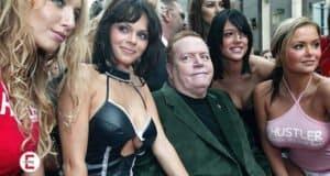 "Larry Flynt died: The ""Hustler"" publisher is dead"