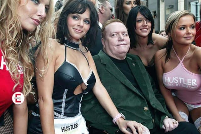 Larry Flynt died: The