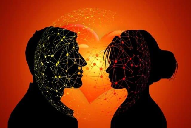 Online flirting: from digital crackling to blazing love fire