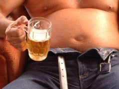 Men with belly are more attractive to women?
