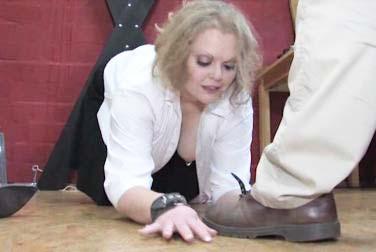 Marzenna's corporal punishment