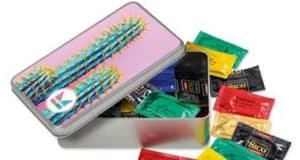 """The """"My Condom Box"""": You decide what's in it"""