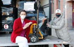 Charity action in Berlin: MyDirtyHobby helps homeless people