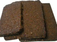 Pimpernuckel: the dildo that tastes like Westphalian brown bread