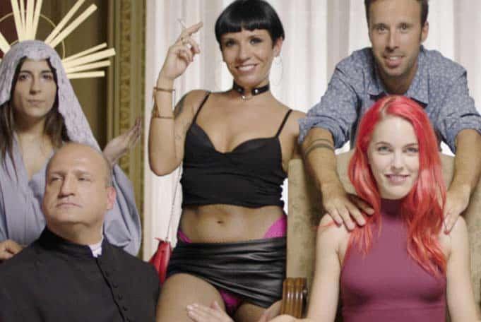 What does the erotic fair Salón Erótico in Barcelona offer?