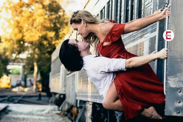 Sex on the train: Erotic travel by train