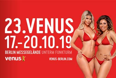 Only 3 months left until VENUS in Berlin