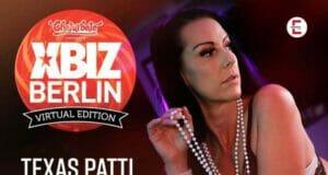 Texas Patti represents XBIZ Awards 2021 Europe